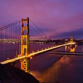 Cross the Golden Gate Bridge in San Francisco - Bucket List Ideas
