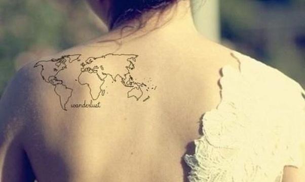 Set foot on all seven continents - Bucket List Ideas