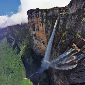 Go see Angel Falls in Venezuela - Bucket List Ideas