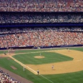 Go to a pro baseball game - Bucket List Ideas