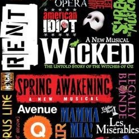See a musical on Broadway (New York) - Bucket List Ideas