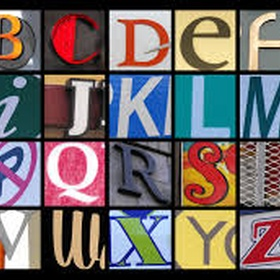 Take a Picture for Each Letter of the Alphabet - Bucket List Ideas