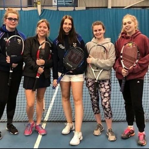 Join the university tennis team and play on a regular basis - Bucket List Ideas