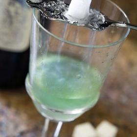 Drink absinthe (properly!) - Bucket List Ideas
