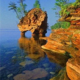 Visit Pictured Rock National Lake Shore - Bucket List Ideas