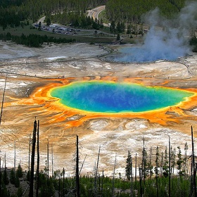 Hike Yellowstone - Bucket List Ideas