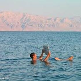 Float on the Dead Sea - Bucket List Ideas
