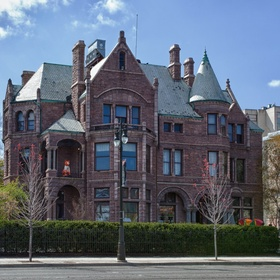 Visit The Whitney mansion - Bucket List Ideas