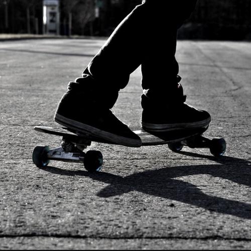 Learn to skateboard - Bucket List Ideas