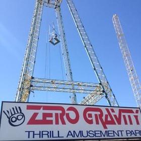 Visit the Zero Gravity Amusement Park - Bucket List Ideas