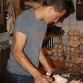 Make my own wooden clogs - Bucket List Ideas