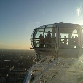 Ride The London Eye - Bucket List Ideas