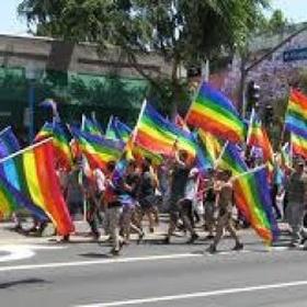 Be in a pride parade - Bucket List Ideas
