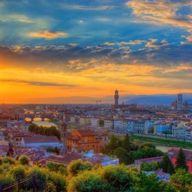 Ride a Vespa in Tuscany,Italy - Bucket List Ideas