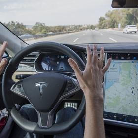 Drive a Tesla - Bucket List Ideas