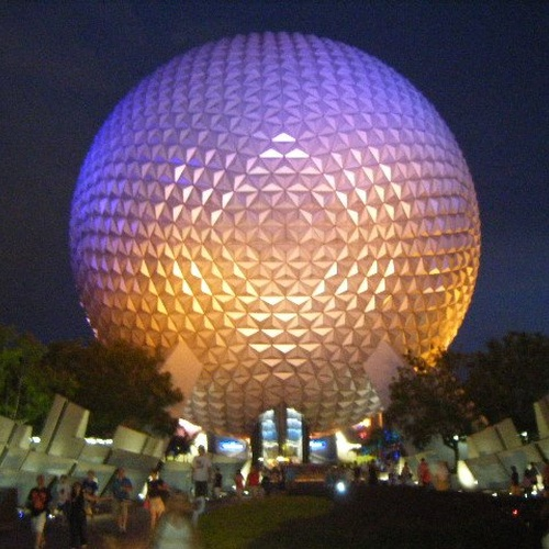 Visit Disneyworld - Bucket List Ideas