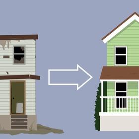 Flip a house - Bucket List Ideas