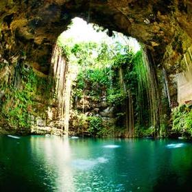 Explore the Underground Cenotes in Mexico - Bucket List Ideas