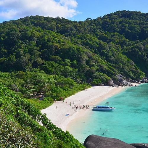 Dive the Similan Islands - Bucket List Ideas