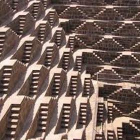 See Chand Baori well-India - Bucket List Ideas