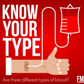 Find out my blood type - Bucket List Ideas