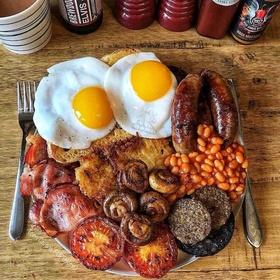 Cook a Full English Breakfast - Bucket List Ideas
