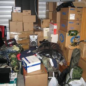 Buy an abandoned storage unit - Bucket List Ideas