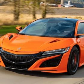 Rent a flashy car for a day - Bucket List Ideas