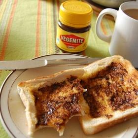 Eat vegemite on toast - Bucket List Ideas