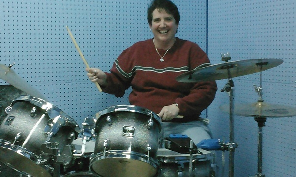 Learn to play the drums - Bucket List Ideas