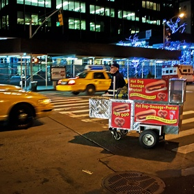 Eat a hot dog in New York City - Bucket List Ideas