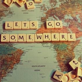 Travel somewhere new for the next 5 years - Bucket List Ideas