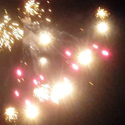 Have fireworks on my son's bday - Bucket List Ideas