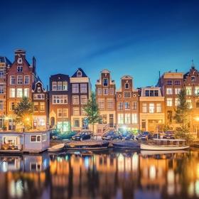 Visit Amsterdam, Netherlands - Bucket List Ideas