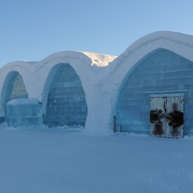 Stay at the ice hotel in sweden - Bucket List Ideas