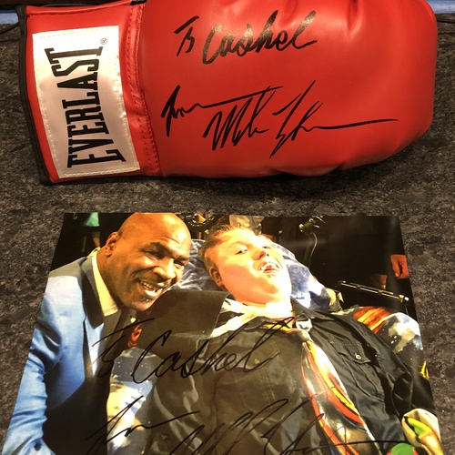 """Hang out with """"Iron"""" Mike Tyson - Bucket List Ideas"""