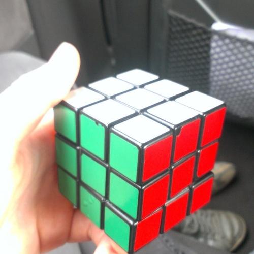 Learn how to solve a Rubik's Cube - Bucket List Ideas