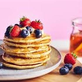 Eat a pancake stack in a US breakfast place - Bucket List Ideas