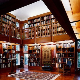 Have a home library - Bucket List Ideas