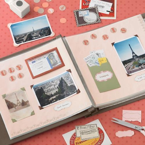 Make a scrapbook full of memories - Bucket List Ideas