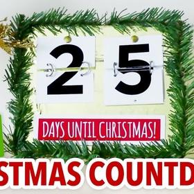 Create a Christmas Countdown Bucketlist - Bucket List Ideas