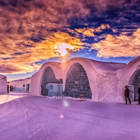 Stay at the Icehotel - Bucket List Ideas
