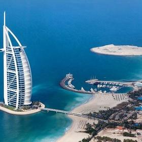 Stay at Burj Al Arab - @ least one night - Bucket List Ideas