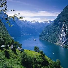 Norway - Geiranger Fjord - Bucket List Ideas