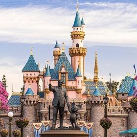 Visit Disneyland - Bucket List Ideas