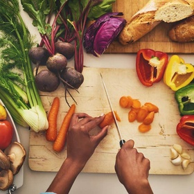 Learn and cook more vegan foods - Bucket List Ideas