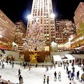 Ice-Skate in New York - Bucket List Ideas