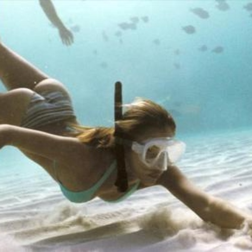 Swim in the ocean - Bucket List Ideas
