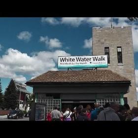 Go on White Water Walk Niagara Falls - Bucket List Ideas