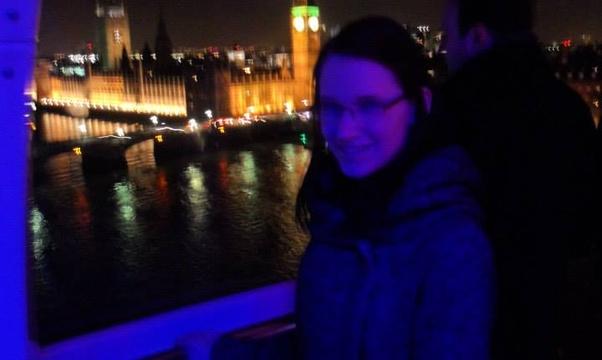 Go on the London Eye - Bucket List Ideas